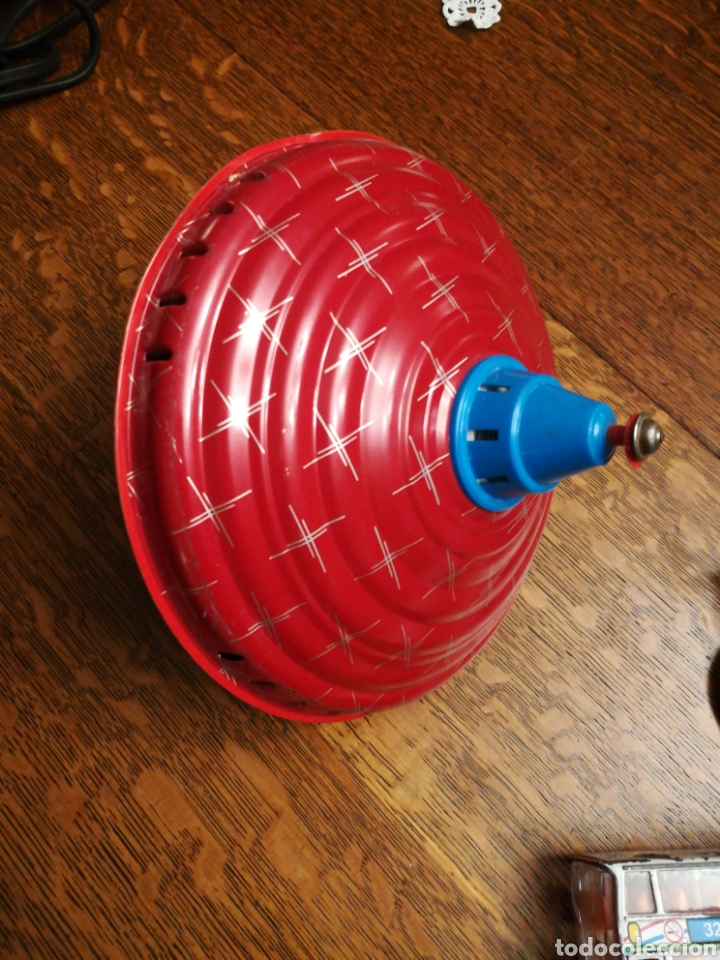 Juguetes antiguos de hojalata: Lote de 3 juguetes. - Foto 2 - 115017327