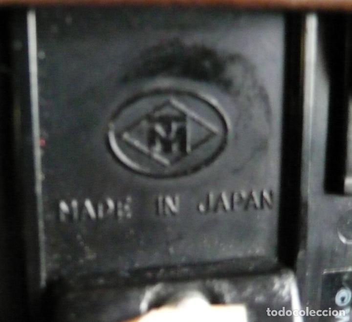 Juguetes antiguos de hojalata: COCHE DE MICKEY MOUSE DE HOJALATA LITOGRAFIADA Y PLASTICO FABRICADO EN JAPON - Foto 6 - 116344658