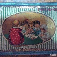 Juguetes antiguos de hojalata: INPRENTA DE JUGUETE, AÑOS 20. Lote 117227863