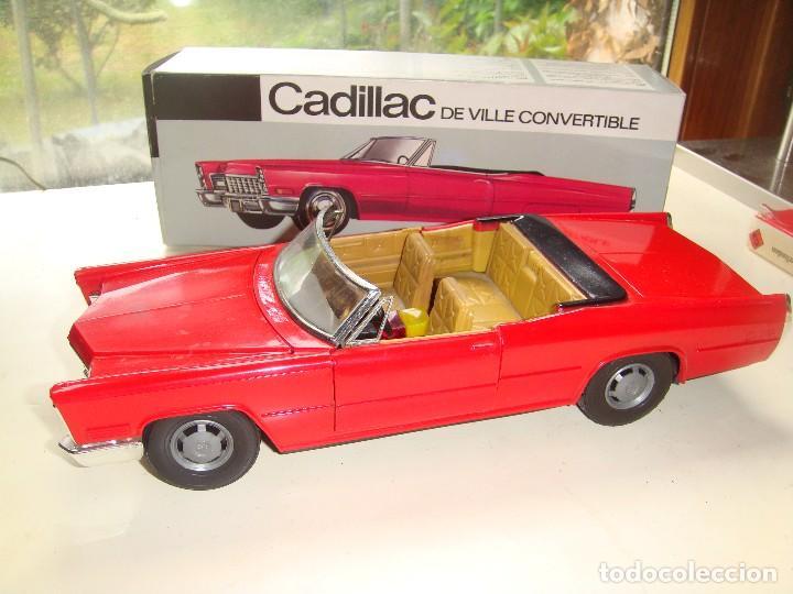 schuco 5505 cadillac de ville convertible, a pi - verkauft durch