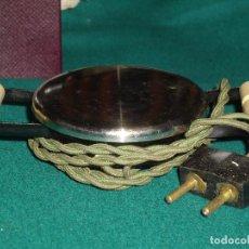 Juguetes antiguos de hojalata: JUGUETES - CAFETERA - PLANCHA - ELECTRICOS. Lote 123435175