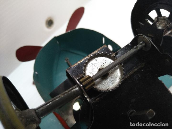 Juguetes antiguos de hojalata: Avión aeroplano Looping Payá ? años 20-30 - Foto 10 - 127208563