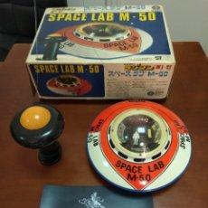 Juguetes antiguos de hojalata: JUGUETE JAPONÉS, SPACE LAB M-50. Lote 130547488