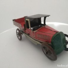 Juguetes antiguos de hojalata - Camión camioneta Rico hojalata años 30-40 - 131565774