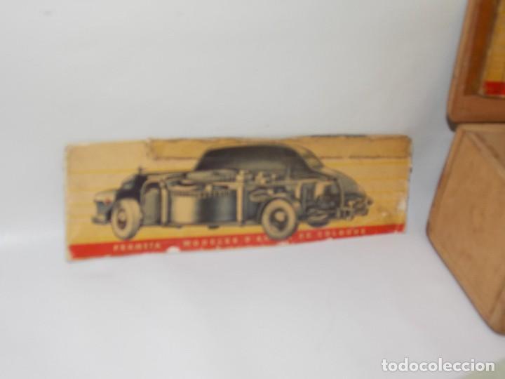 Juguetes antiguos de hojalata: Antiguo coche de hojalata y a cuerda BUICK PRAMETA made in germany // tin toy car - Foto 4 - 178975750