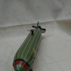 Juguetes antiguos de hojalata: JUGUETE HISTÓRICO DE PAYA. Lote 133901602