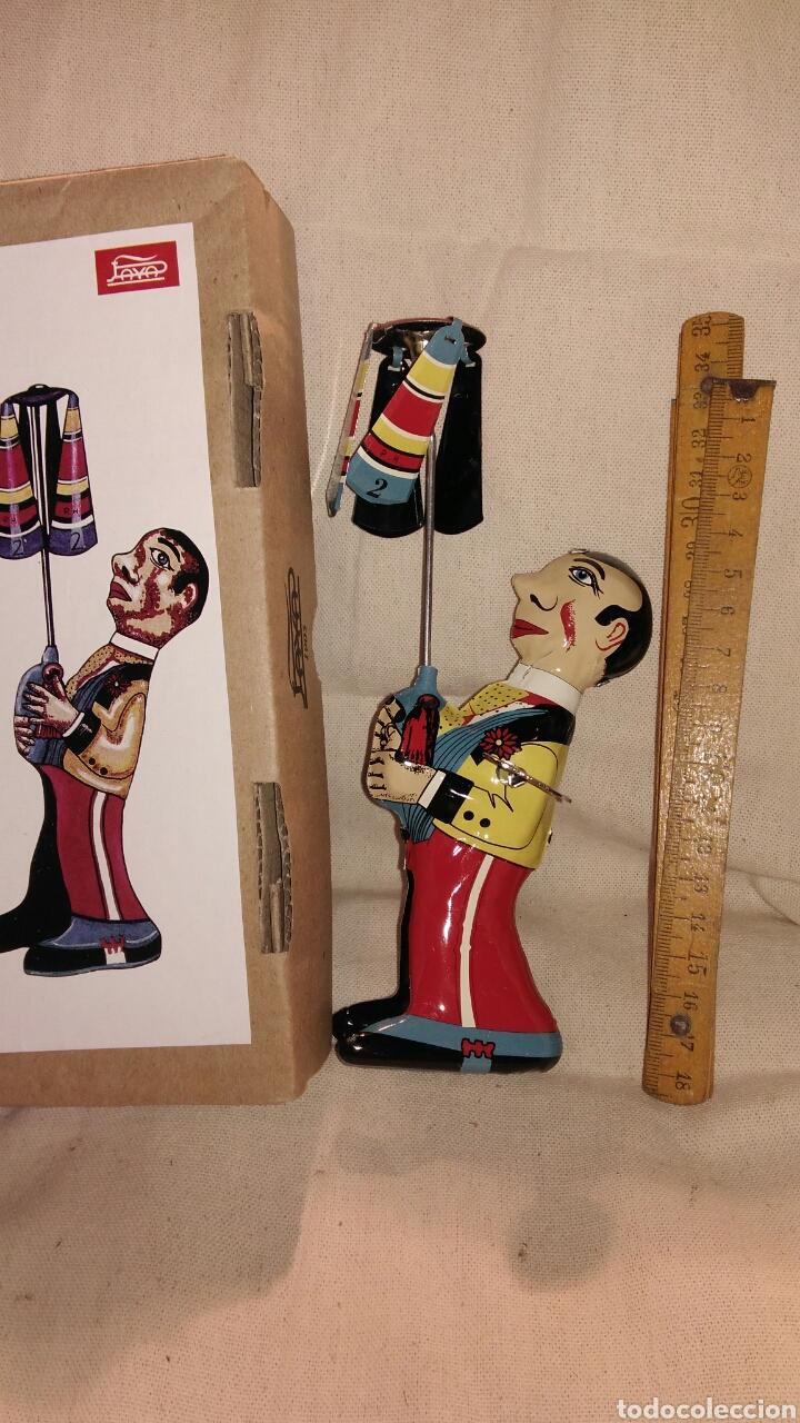Juguetes antiguos de hojalata: Juguete de hojalata - Foto 2 - 134380562
