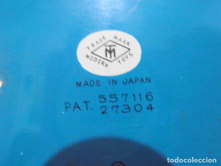 Juguetes antiguos de hojalata: BARCO HOJALATA, MODERN TOYS, MADE IN JAPAN, AÑOS 70 - Foto 2 - 135244758
