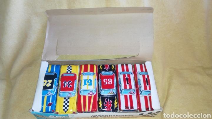 Juguetes antiguos de hojalata: TAKATOKU TOY. JAPAN. T.T. STOCK CAR RACE SERIES. HOJALATA AÑOS 60. NUEVO A ESTRENAR!! ÚLTIMO!! - Foto 2 - 137271589