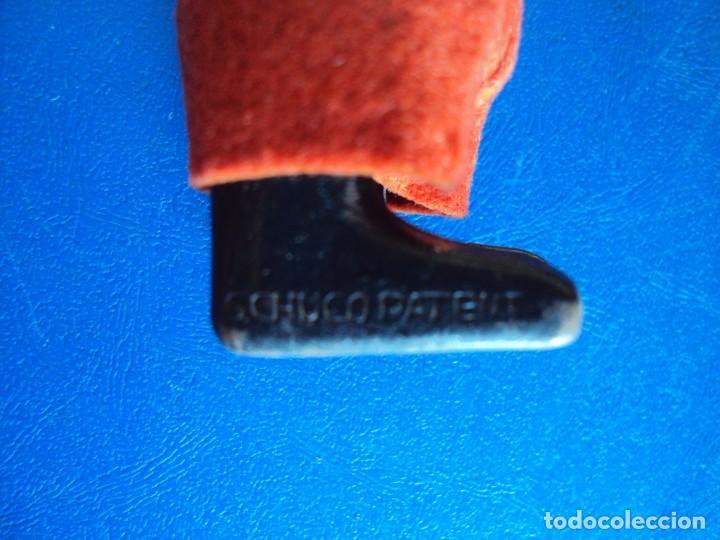 Juguetes antiguos de hojalata: (JU-181095)ANTIGUO RATON CON HIJO AUTOMATA EN HOJALATA SCHUCO MADE IN GERMANY A CUERDA - Foto 7 - 137617286