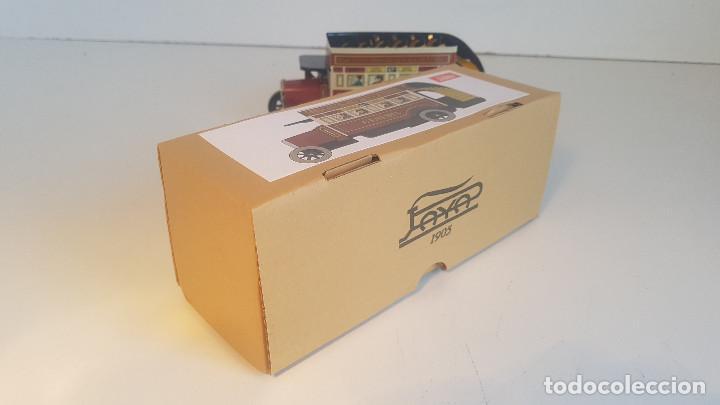 Juguetes antiguos de hojalata: PAYA autobus, completo con caja, llave, etc.. - Funcionando ! - Foto 9 - 173024007