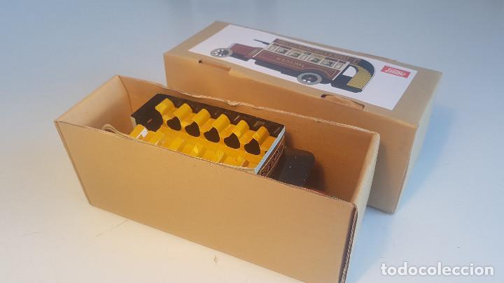 Juguetes antiguos de hojalata: PAYA autobus, completo con caja, llave, etc.. - Funcionando ! - Foto 21 - 173024007