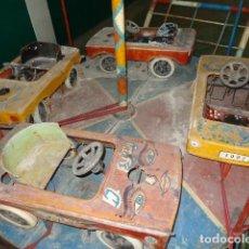 Juguetes antiguos de hojalata: TIO VIVO CARRUSEL DE LOS AÑOS 40-50. Lote 141255398