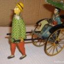 Juguetes antiguos de hojalata: IMPRESIONANTE LEHMANN MASUYAMA 1930. Lote 147949990