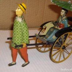 Juguetes antiguos de hojalata - IMPRESIONANTE LEHMANN MASUYAMA 1930 - 147949990