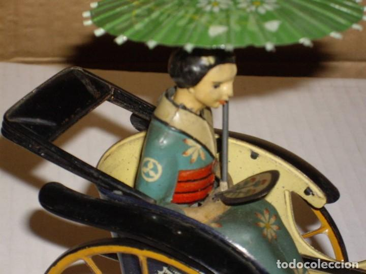 Juguetes antiguos de hojalata: IMPRESIONANTE LEHMANN MASUYAMA 1930 - Foto 5 - 147949990