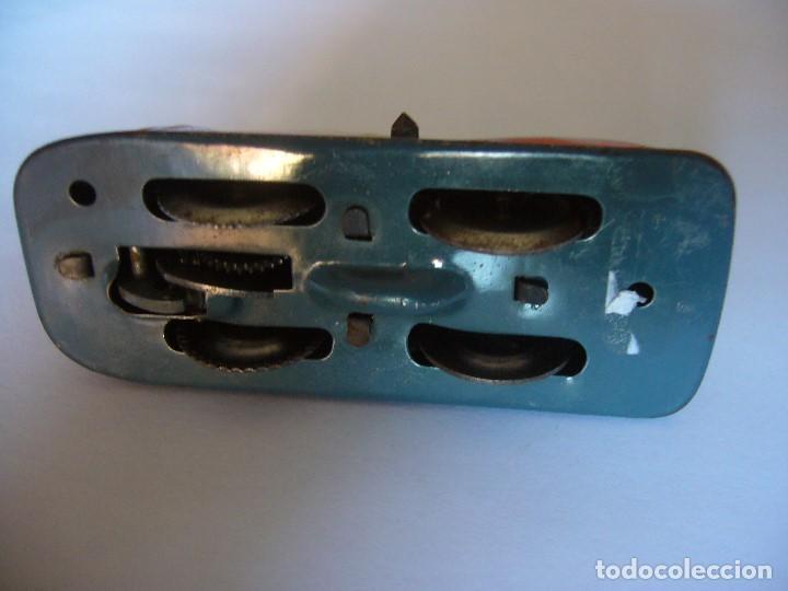 Juguetes antiguos de hojalata: VEHÍCULO COCHE TECHNOFIX - 2 - Foto 5 - 149814030