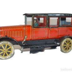 Juguetes antiguos de hojalata - ANTIGUO COCHE DE HOJALATA ALEMAN DISTLER JDN Johann Distler Limousine AÑO 1928 NURNBERGBEN NO PAYA - 149658706