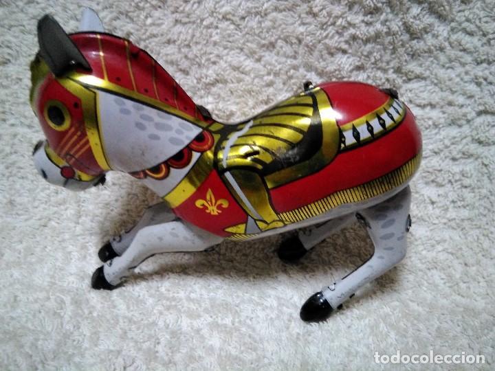 Juguetes antiguos de hojalata: lote de juguetes de hojalata para piezas - Foto 3 - 151527430