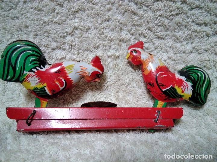 Juguetes antiguos de hojalata: lote de juguetes de hojalata para piezas - Foto 8 - 151527430