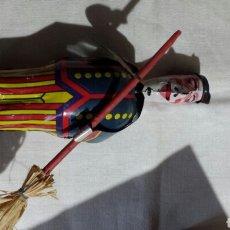 Juguetes antiguos de hojalata: JUGUETE HOJALATA PAYA. Lote 152956389