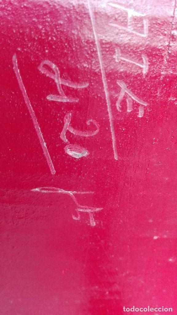 Juguetes antiguos de hojalata: AUTO PATIN DE PALANCA....... NUEVO - Foto 8 - 155985922