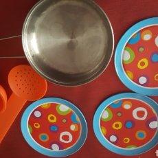 Juguetes antiguos de hojalata - Antiguos cacharritos de cocina - 158281293