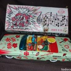 Tin Toys: FORD GALAXY RICO LOS YE-YES. Lote 160314809