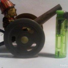 Juguetes antiguos de hojalata: JUGUETE HOJALATA - CAÑON .. Lote 160925630