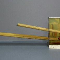 Juguetes antiguos de hojalata: GARAJE.ASCENSOR NEW YORK. Lote 162779756