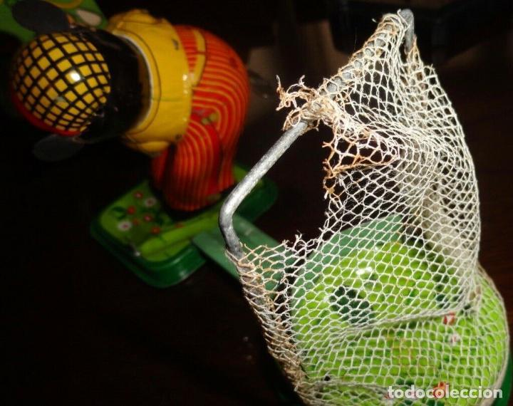 Juguetes antiguos de hojalata: ANTIGUO JUGUETE HOJALATA TPS CAJ ORIGINAL GOLFISTA OSO Original JAPON AÑOS 40 1.700,0 € - Foto 8 - 162904986