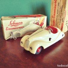 Juguetes antiguos de hojalata - 1950's Juguete Antiguo Hojalata Schuco - 163751670