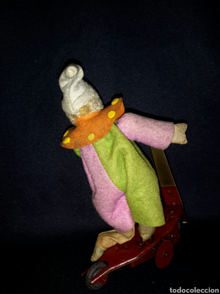 Juguetes antiguos de hojalata: Schuco.....? - Foto 3 - 164617076