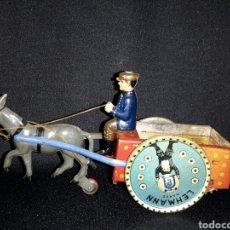 Juguetes antiguos de hojalata - LEHMANN - 164618357