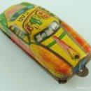 Juguetes antiguos de hojalata: COCHE DE COMPETICIÓN BABY CAR DE HOJALATA AÑOS 70-80 RUSIA URRS. Lote 164659126