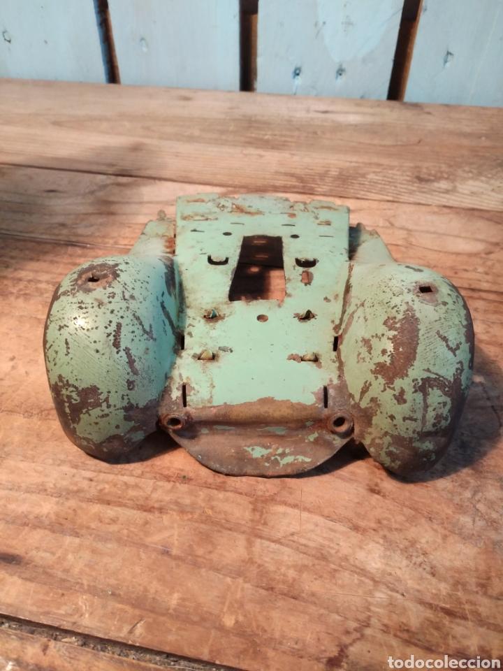 Juguetes antiguos de hojalata: Faldones guagua Rico años 30 - Foto 4 - 165540240