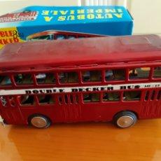 Tin Toys - Autobus hojalata años 70. - 167525168
