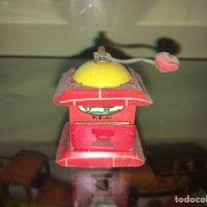Juguetes antiguos de hojalata: MOLINILLO DE HOJALATA RICO. Lote 168988276