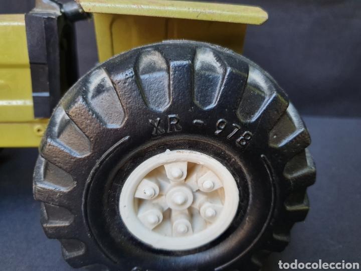 Juguetes antiguos de hojalata: Tractor hojalata Kino - Foto 6 - 169052232