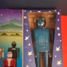 Juguetes antiguos de hojalata: ROBOT SPACE MAN. Lote 172076823