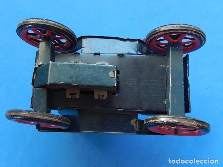 Juguetes antiguos de hojalata: Coche. Modern Toys. Fabricado en Japón. Japan. - Foto 14 - 172414849