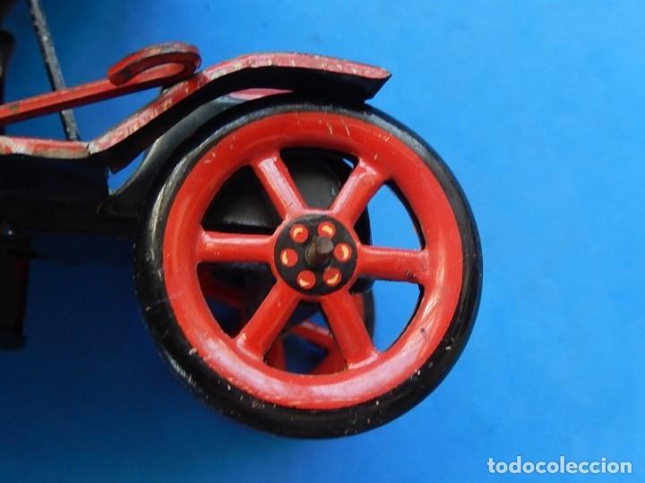 Juguetes antiguos de hojalata: Coche. Modern Toys. Fabricado en Japón. Japan. - Foto 16 - 172414849