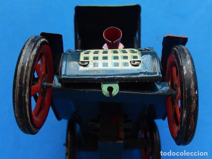Juguetes antiguos de hojalata: Coche. Modern Toys. Fabricado en Japón. Japan. - Foto 17 - 172414849