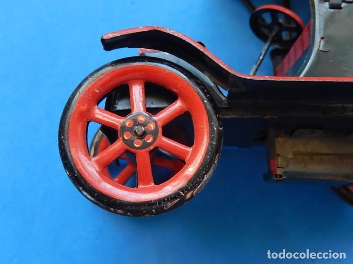 Juguetes antiguos de hojalata: Coche. Modern Toys. Fabricado en Japón. Japan. - Foto 18 - 172414849
