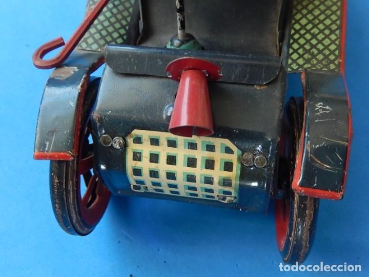 Juguetes antiguos de hojalata: Coche. Modern Toys. Fabricado en Japón. Japan. - Foto 20 - 172414849