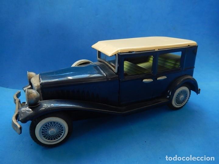 COCHE. ¿MERCEDES BENZ 460 PULLMAN? N - 1929. (Juguetes - Juguetes Antiguos de Hojalata Internacionales)
