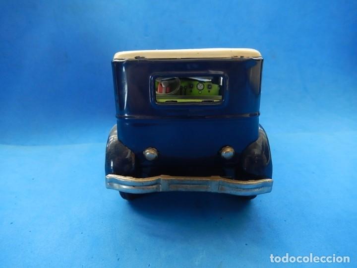 Juguetes antiguos de hojalata: Coche. ¿Mercedes Benz 460 Pullman? N - 1929. - Foto 6 - 172416738