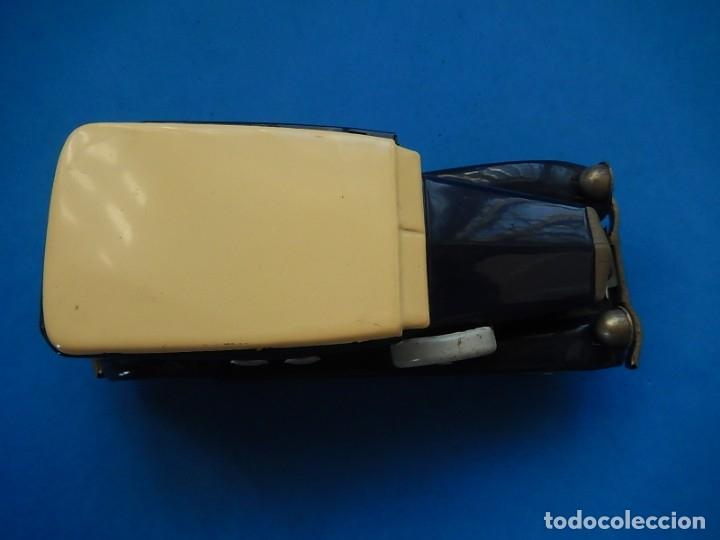Juguetes antiguos de hojalata: Coche. ¿Mercedes Benz 460 Pullman? N - 1929. - Foto 10 - 172416738
