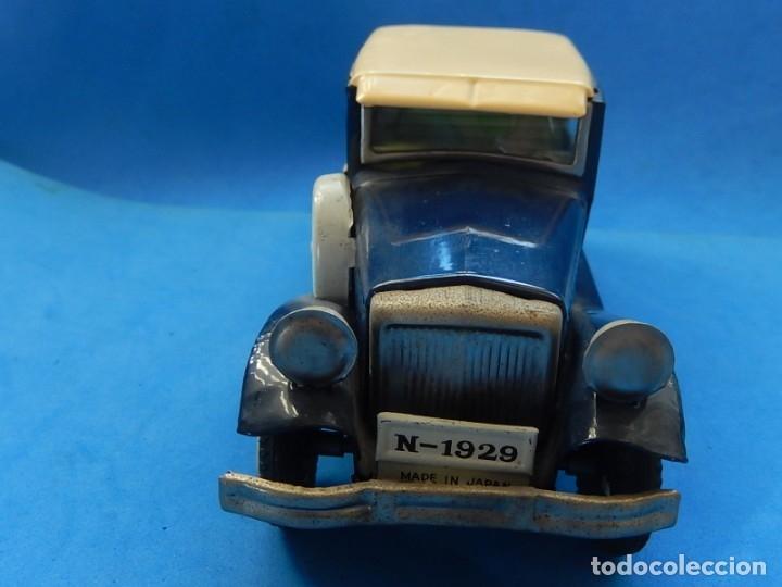 Juguetes antiguos de hojalata: Coche. ¿Mercedes Benz 460 Pullman? N - 1929. - Foto 18 - 172416738