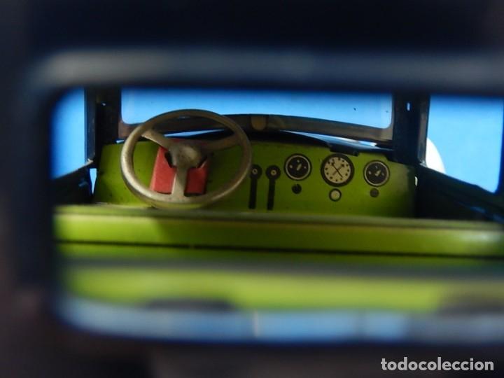 Juguetes antiguos de hojalata: Coche. ¿Mercedes Benz 460 Pullman? N - 1929. - Foto 19 - 172416738